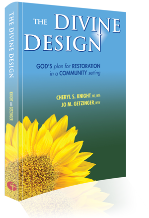The Divine Design, a book about healing and community for survivors of severe trauma